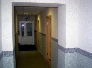 декоративная штукатурка в коридоре фото 5